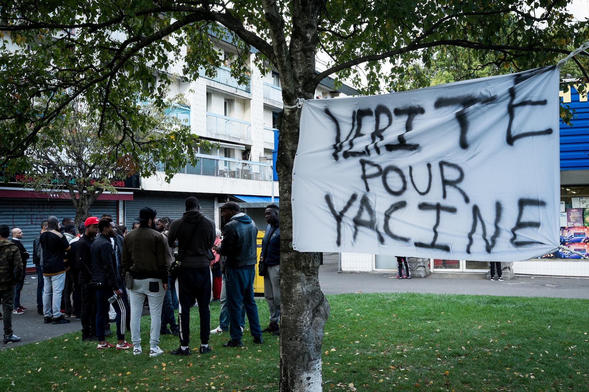 Vérité et Justice pour Yacine FUMIGENE MAG # Docteur Aulnay Sous Bois